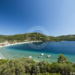 Skopelos Villages Beaches Panormos Photo
