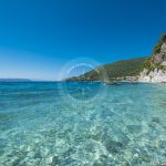 Skopelos Elios Beach Seaview Photo
