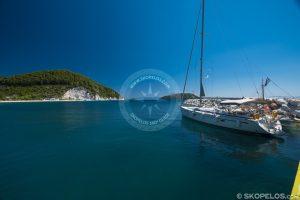Portul Satului Skopelos Elios, mantoudi la skopelos