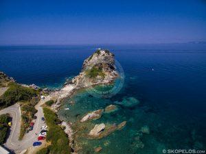 Ai Giannis in Kastri, agios ioannis beach