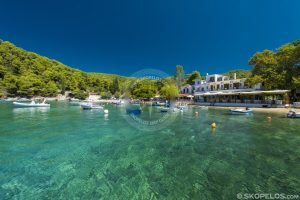 Skopelos Agnontas, plajele skopelos