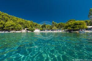 agnondas beach skopelos, vesnice skopelos, agnontas port skopelos