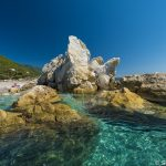 Skopelos Beaches Armenopetra Beach Seaview Photo