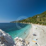 Skopelos Beaches Armenopetra Beach Photo