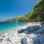 Skopelos Strande Kastani Beach Photo