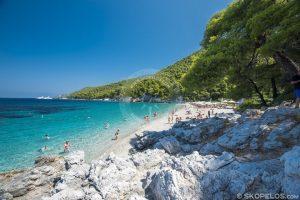 Kastani Beach, Praias de Skopelos, Kastani Beach Skopelos, Mamma mia beach skopelos
