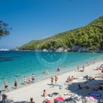 Skopelos Plagen Kastani Beach Photo