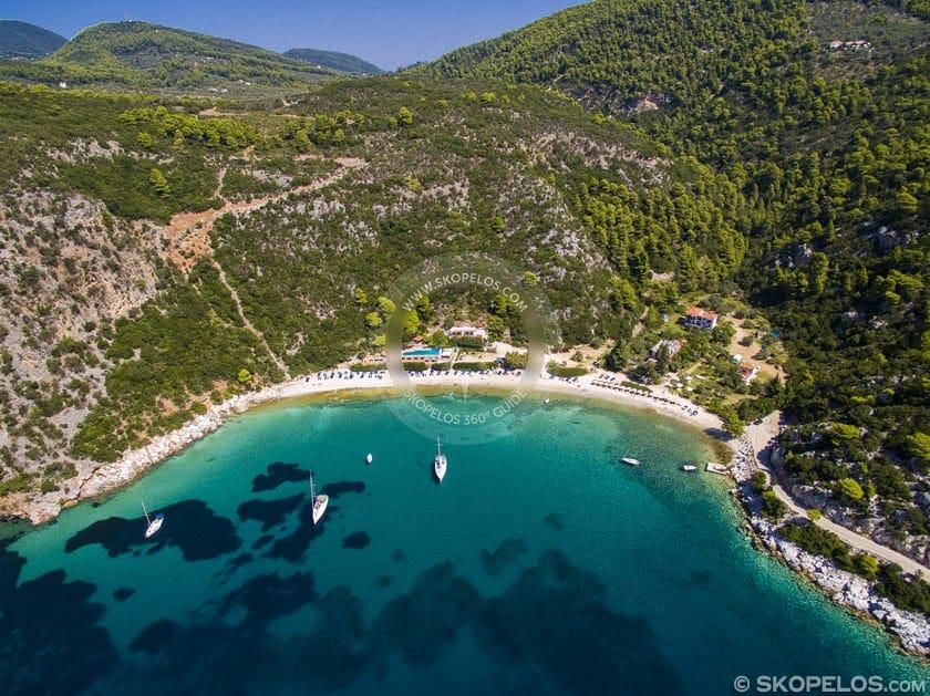 Skopelos Limnonari Beach, Skopelos beaches, SKOPELOS.COM