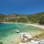 Skopelos Limnonari Beach Seaview Photo