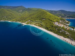 Milia Skopelos, Praias Skopelos, Milia Skopelos