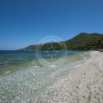 Spiagge di Skopelos Milia Beach Seaview Photo