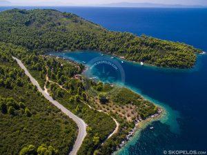 Скопелос Бло Панормос, Панормос скопелос плаж, плажове скопелос