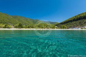 Skopelos Elios strand, neo klíma elióz falu, skopelos falvak