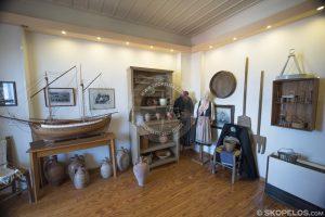 folklore museum skopelos, museums skopelos