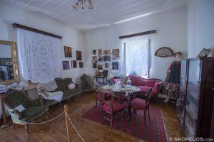 vakratsa mansion skopelos, museums skopelos