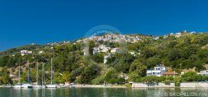 glossa Skopelos, Skopelos Villages, Skopelos glossa küla