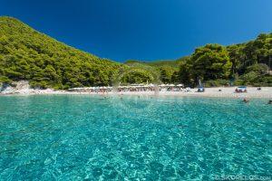 Skopelos Kastani Mamma Mia Strand, Kastani Strand, Skopelos Strände, Sommerferien Skopelos