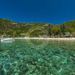 Skopelos Limnonari Beach Seaview fotografie