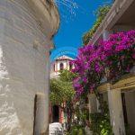 Манастири на Скопелос Агиос Јоанис Продромос Фото