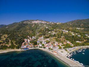 Skopelos del porto di Loutraki, skopelos dei villaggi, skopelos di glossa, skopelos dei porti