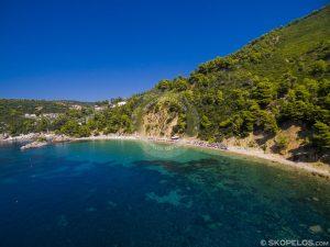 Skopelos Stafilos Beach, Skopelos strandjai, Stafylos beach skopelos