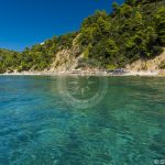 Plaže Skopelos Plaža Staphylos Seaview Photo