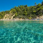 Skopelos beaches Staphylos beach Seaview P
