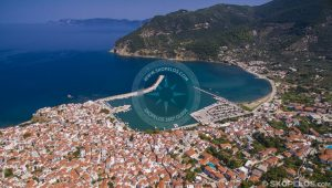 Skopelos Town, Chora