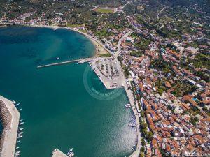 Skopelos Chora, portul Skopelos, ajungând la skopelos, de la volos la skopelos