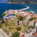 Skopelos Town Aerofoto