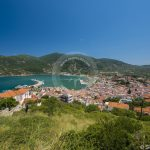 Zračna luka grada grada Skopelos