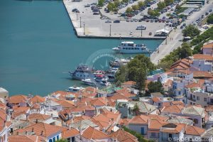 Chora Skopelos, Skopelos Stadt