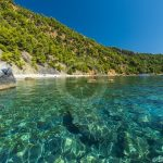 Skopelos Velanio Beach Seaview Photo