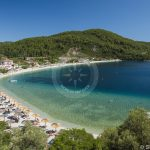Skopelos Villages Beaches Panormos Kuva