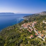 Skopelos Villages Palio Klima Aerial Photo