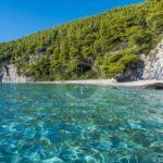 Pláž Skopelos ekatopenintari