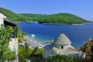 Skopelos Adrina Beach Hotel, skopelos adrina itura, nitosi si skopelos