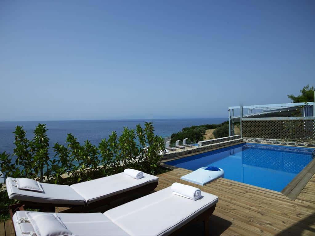 Adrina Beach Hotel Skopelos Greece
