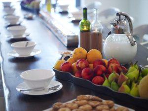 Skopelos Adrina Resort Hotel Spa, panormos skopelos, mic dejun skopelos