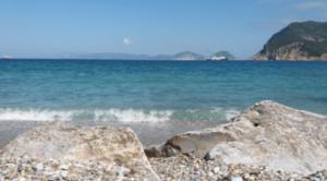 glyphoneri beach skopelos, glyphoneri beach skloslos, strandok skopelos
