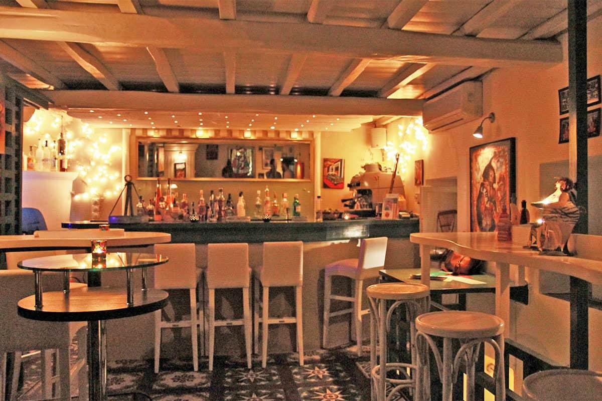 Cafe Neo Cocktail Menu