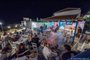 Skopelos Nachtleben, Skopelos Rempetiki Musik, Skopelos Anatoli, Skopelos Giorgos Xintaris