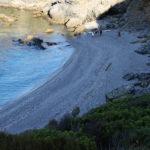 Pláž Pethamenis Skopelos