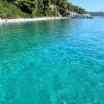 Spiaggia di Skopelos Ftelia Neraki