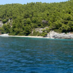 Skopelos Megalo Pefko strand