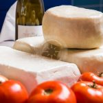 skopelos local products gerakis goat cheese katiki ladotiri trahanas milk