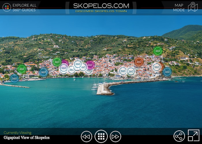 Skopelos.com 360 Guia local