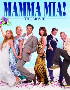 Mamma Mia movie Skopelos