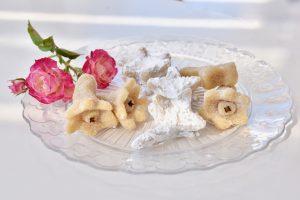 édességek skopelos, hagyományos termékek skopelos