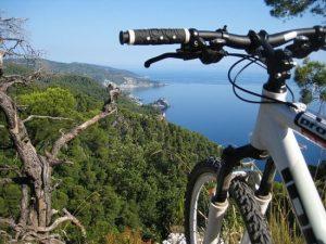 skopelos actividades al aire libre, skopelos ciclismo